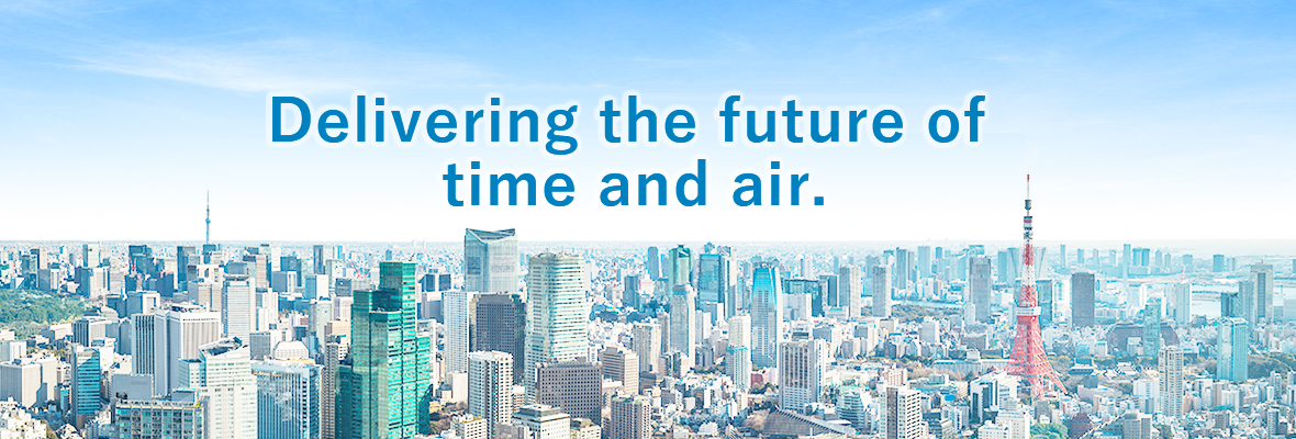 MOVING TOWARDS THE FUTURE OF TIME & ECOLOGY